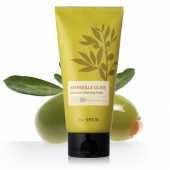 Пена с маслом оливы The Saem Marseille Olive Moisture Cleansing Foam 150ml