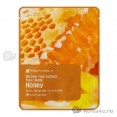 Маска с медом Tony Moly Natural Pulp Essence Sheet Mask Honey