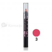 Карандаш-помада YADAH Lip Crayon Pencil 03 Rose Pink 4g